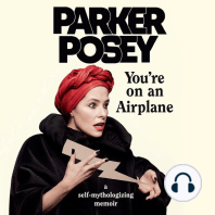 You're On an Airplane
