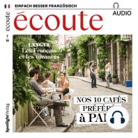 Französisch lernen Audio - Unsere 10 Lieblingscafés in Paris