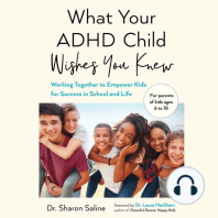 What Your ADHD Child Wishes You Knew