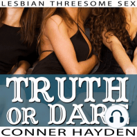 Truth or Dare - Lesbian Threesome Sex