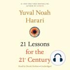 Livre audio, 21 Lessons for the 21st Century - Écoutez le livre audio en ligne gratuitement avec un essai gratuit.