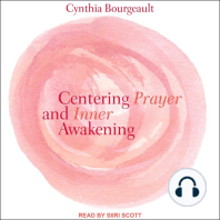 Centering Prayer and Inner Awakening