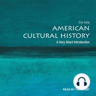 American Cultural History