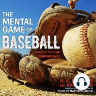 The Mental Game of Baseball