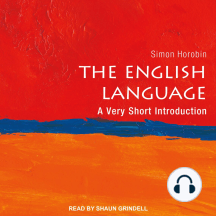 The English Language: A Very Short Introduction