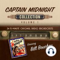 Captain Midnight Collection, Volume 1