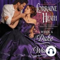 When a Duke Loves a Woman