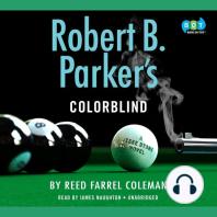 Robert B. Parker's Colorblind