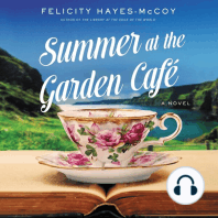 Summer at the Garden Café