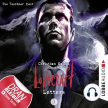 Lovecraft Letters - Lovecraft Letters, Folge 1 (Ungekürzt)
