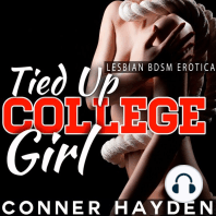Tied Up College Girl