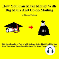 How To Make Money With Big Mails And Co-op Mailing