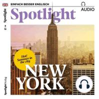 Englisch lernen Audio - New York