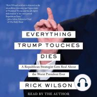 Everything Trump Touches Dies