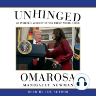 Unhinged: An Insider's Account of the Trump White House