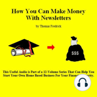 10. How To Make Money With Newsletters