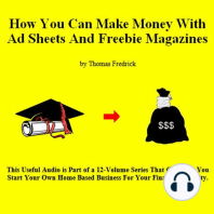 11. How To Make Money With Ad Sheets And Freebie Magazines