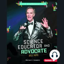 Science Educator and Advocate Bill Nye