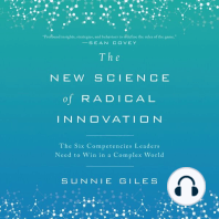 The New Science of Radical Innovation
