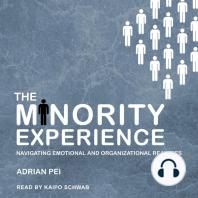 The Minority Experience