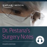 Dr. Pestana's Surgery Notes: Fourth Edition