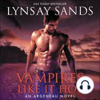 Vampires Like It Hot