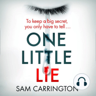 One Little Lie