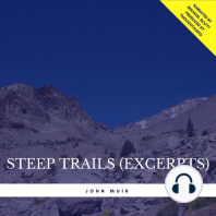 Steep Trails (Excerpts)