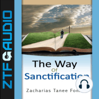 The Way of Sanctification