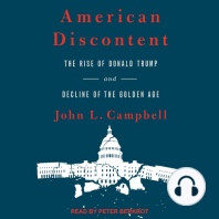 American Discontent