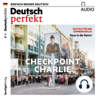 Deutsch lernen Audio - Checkpoint Charlie
