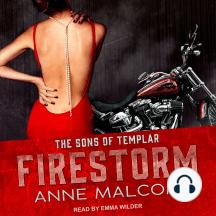 Firestorm: The Sons of Templar, Book 2