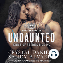 Undaunted: The Kings of Retribution MC, Book 1