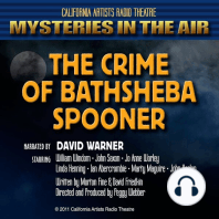 The Crime of Bathsheba Spooner