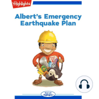 Albert's Emergency Earthquake Plan