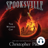 The Wicked Cat: Spooksville, Book 10