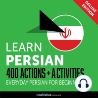 Everyday Persian for Beginners - 400 Actions & Activities