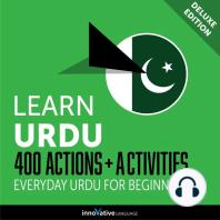 Everyday Urdu for Beginners - 400 Actions & Activities