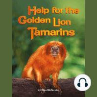Help for the Golden Lion Tamarins