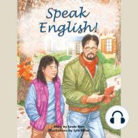 Speak English!