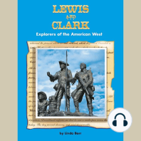 Lewis and Clark: Explorers of the American West: Voices Leveled Library Readers