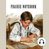 Prairie Notebook