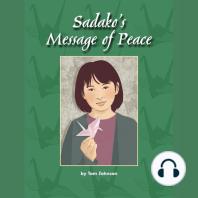 Sadako's Message of Peace