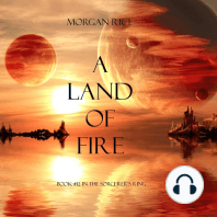 Land of Fire, A (Book #12 in the Sorcerer's Ring)