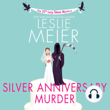 Silver Anniversary Murder: A Lucy Stone Mystery