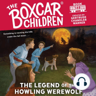 The Legend of the Howling Werewolf