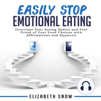 Easily Stop Emotional Eating