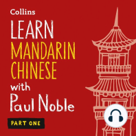 Learn Mandarin Chinese with Paul Noble – Part One