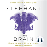 The Elephant in the Brain