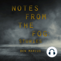 Notes from the Fog